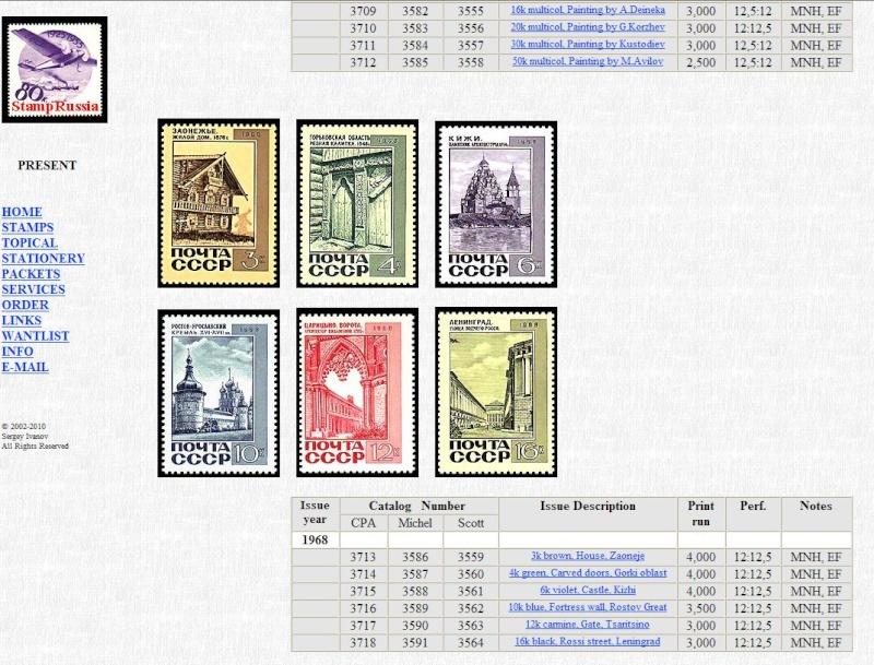 Philatélie : Les timbres du Monde Entier Captu170