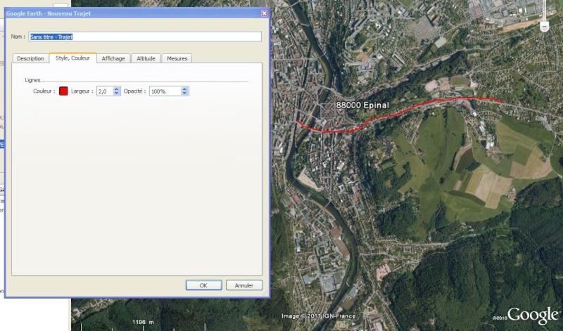 Comment tracer un itinéraire sur une carte ? [Problème Google Earth résolu] Captu173