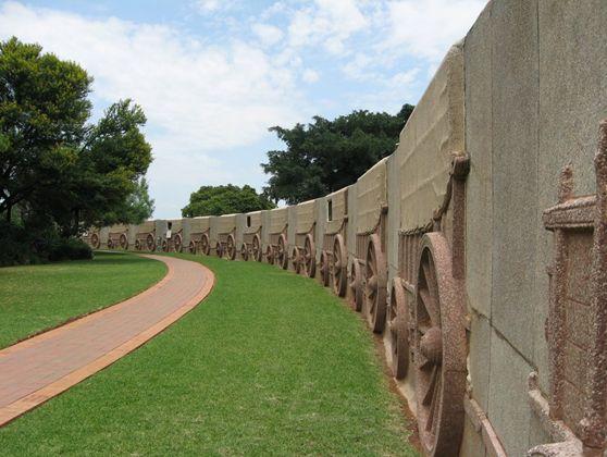 [AFRIQUE DU SUD] Pretoria, capitale d'un pays en profond changement Captu250