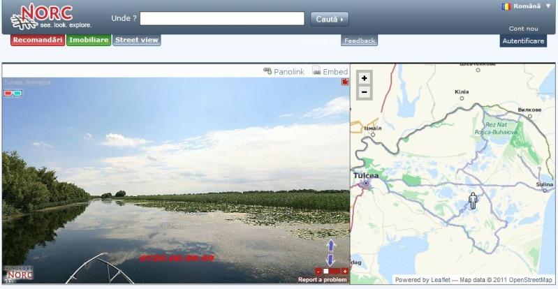 [Roumanie] - Le delta du Danube avec NORC, le Street View roumain Captu288