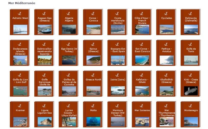 Les Guides Nautiques de Sea Seek Captu310