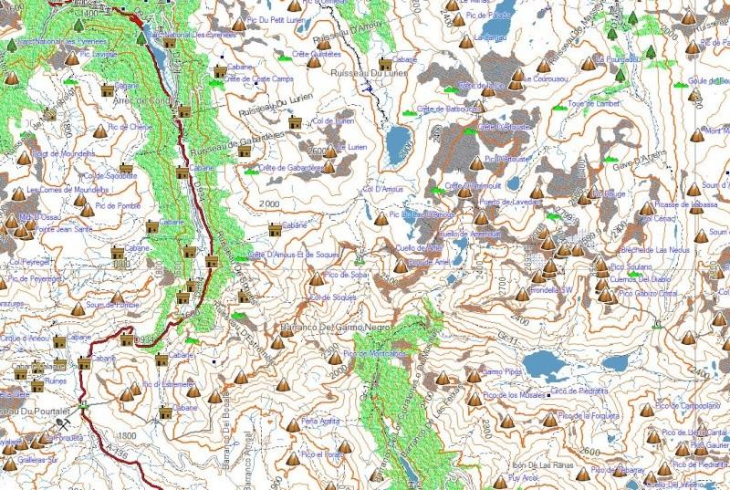 MAPSOURCE et Google Earth Cartes15