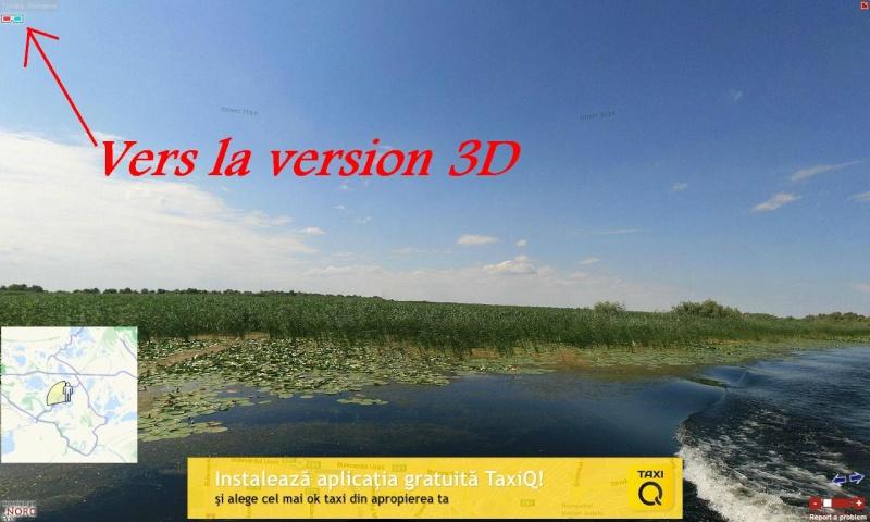 [Roumanie] - Le delta du Danube avec NORC, le Street View roumain Delta10