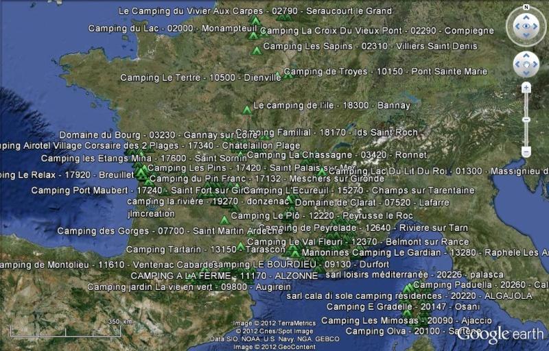 [TUTORIEL] FILETYPE : Comment trouver vos fichiers KML KMZ GPX  etc..... avec Google ? France10