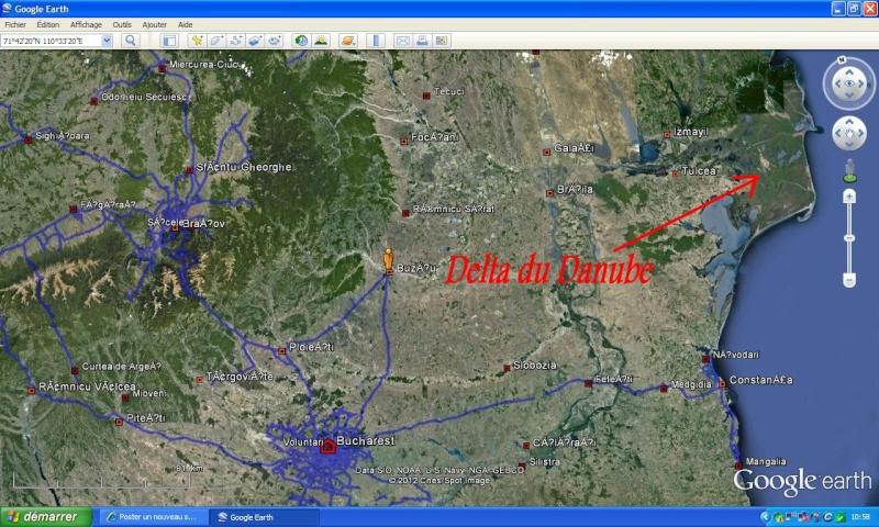 [Roumanie] - Le delta du Danube avec NORC, le Street View roumain Ge_str10