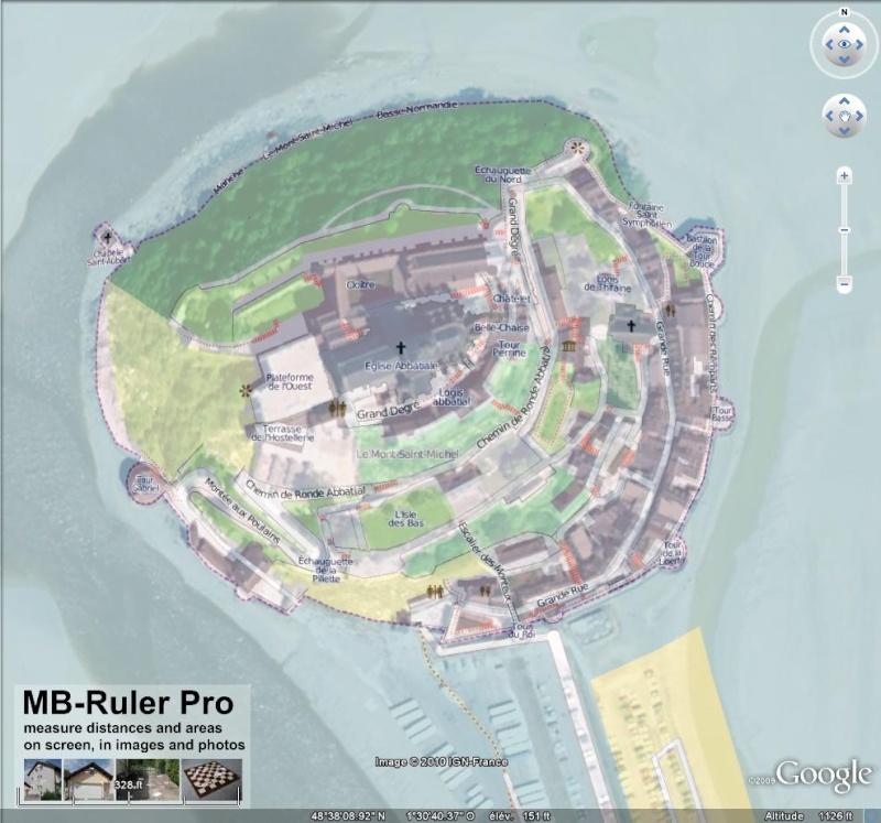 OpenStreetMap et Google Earth Msm10