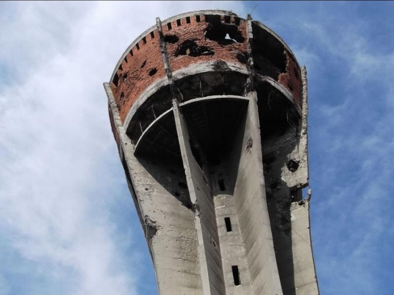 Vukovar - Slavonie - Croatie Vuk210
