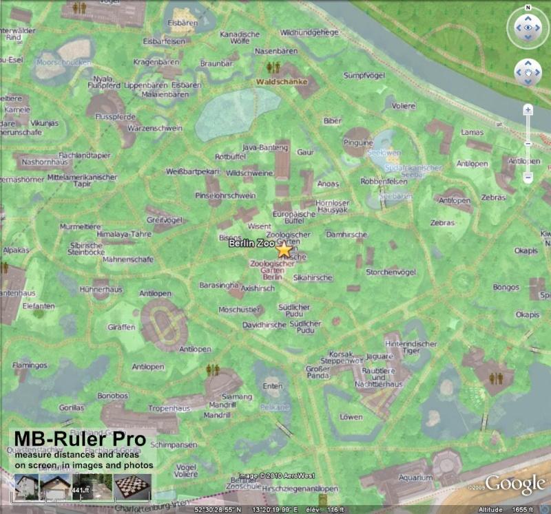 OpenStreetMap et Google Earth Zoo10