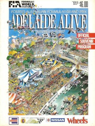 Australian Grand Prix [September 19th] Adelai10