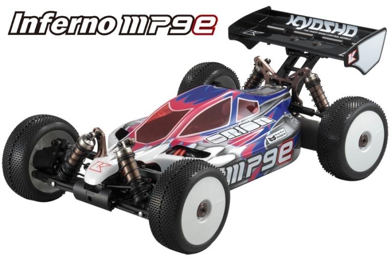Les buggy 1/8 electrique 0001-210