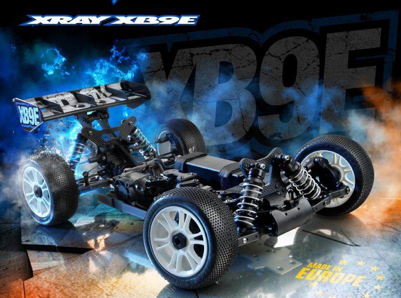 Les buggy 1/8 electrique Featur10