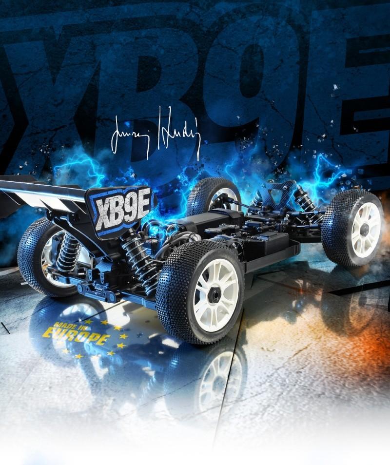 Les buggy 1/8 electrique Featur12