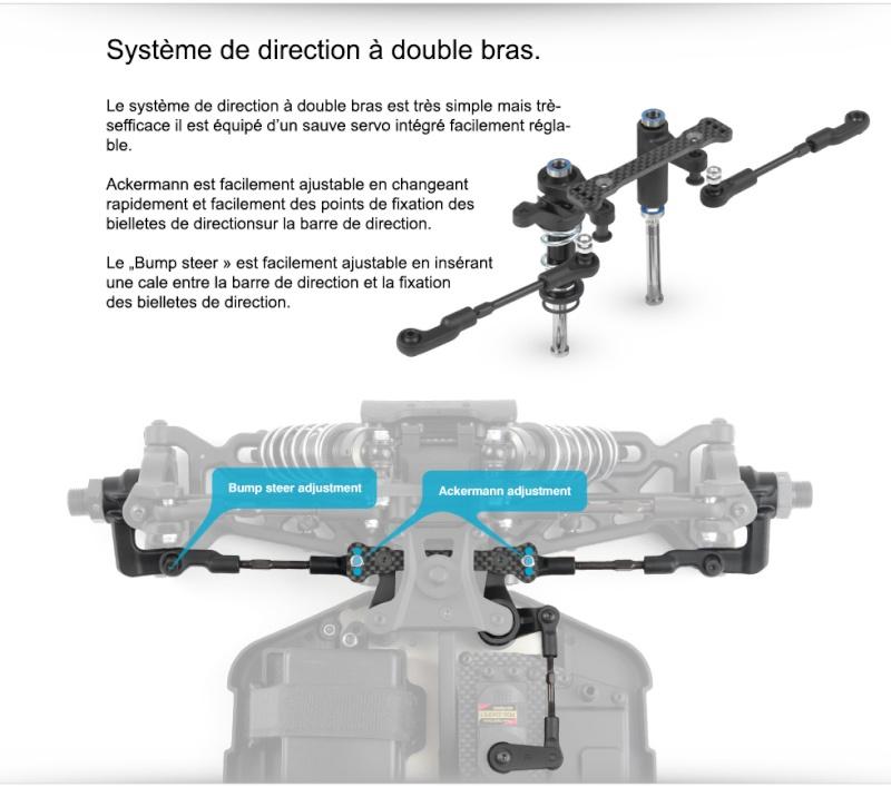 Les buggy 1/8 electrique Featur33