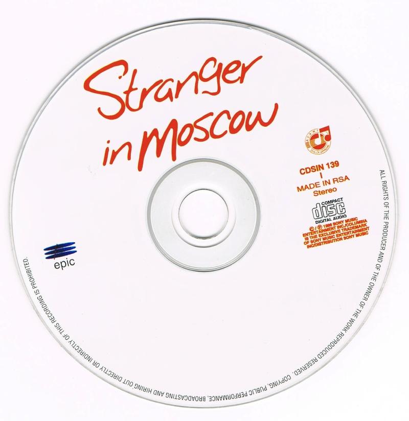 Double Set Stranger In Moscow RSA Simrsa14