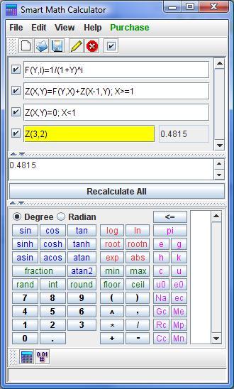 Function SUM Sum11