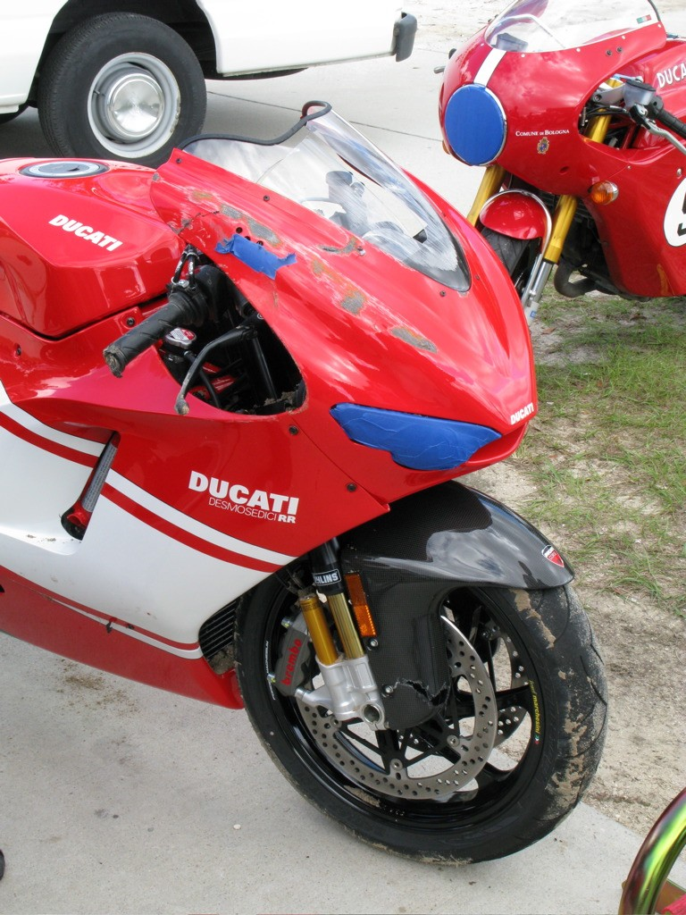Ducati Desmosedici Desmo310