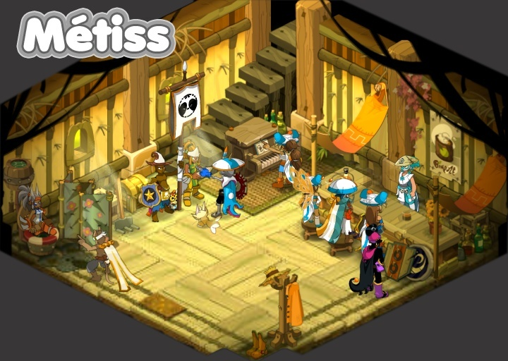 [Refusée] Candidature de la guilde Métiss' Metiss13