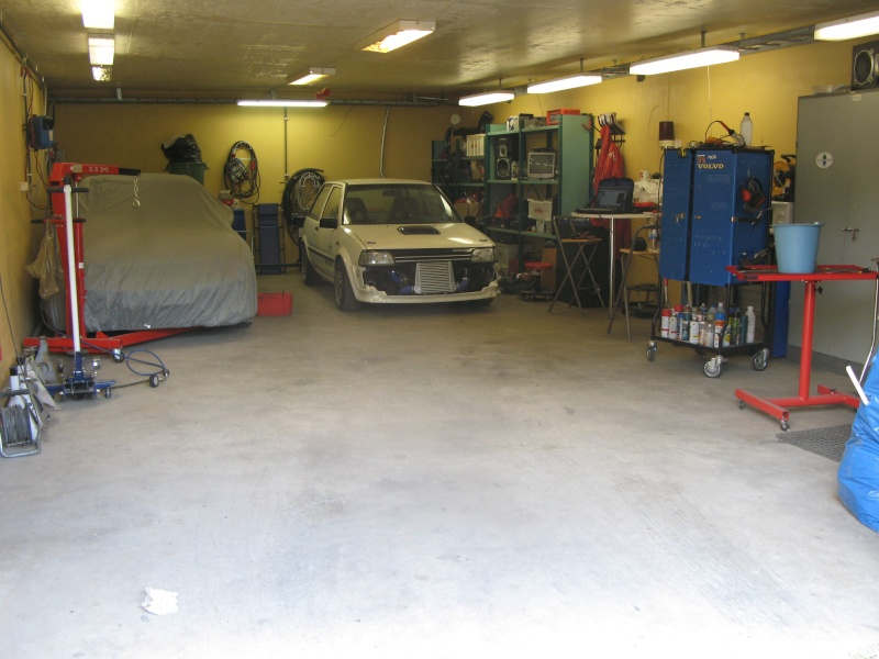 Hur ser erat garage ut? Starle11