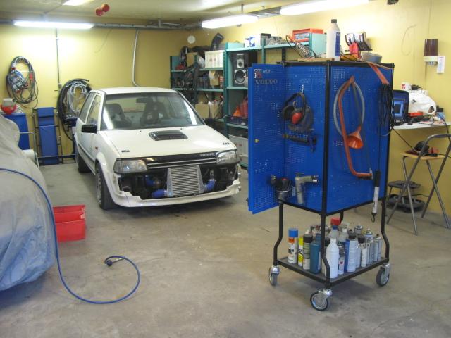Hur ser erat garage ut? Starle12