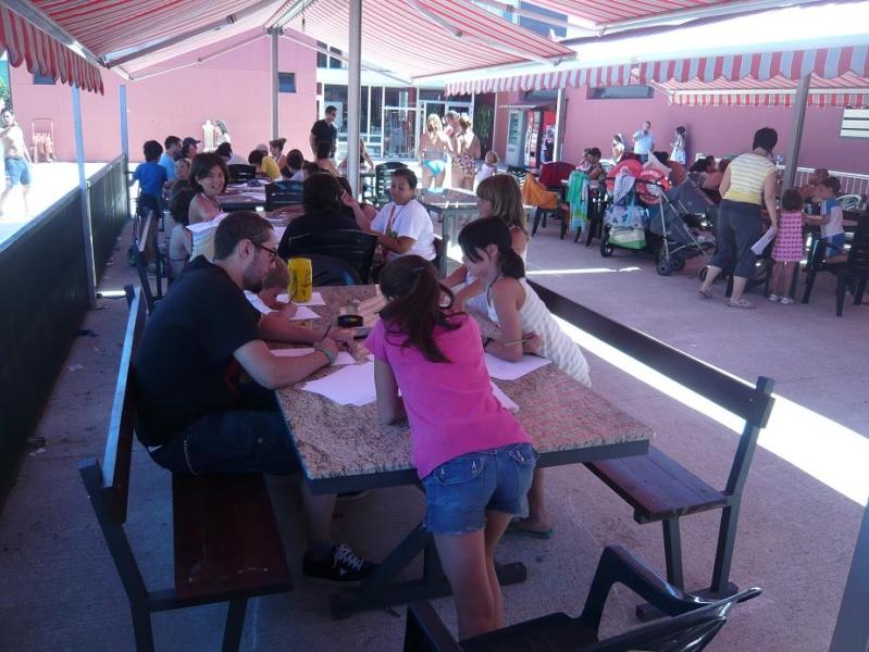 FOTOS - Talleres PokerFace en el Camping de Iratxe P1060315