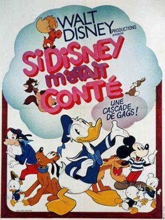 [Walt Disney] Si Disney M'était Conté (1973) Si_dis10