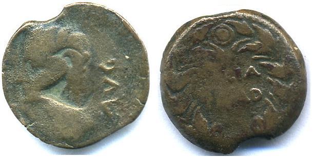 As hispanorromano de Iulia Traducta contramarcado, Augusto. Nuev_10