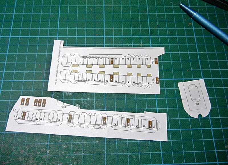 Schnelldampfer Augusta Victoria 1:250 HMV-Verlag - Seite 2 Augus100