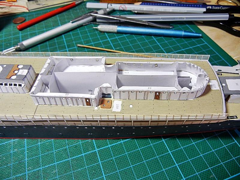 Schnelldampfer Augusta Victoria 1:250 HMV-Verlag - Seite 2 Augus103