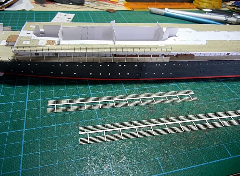 Schnelldampfer Augusta Victoria 1:250 HMV-Verlag - Seite 2 August82