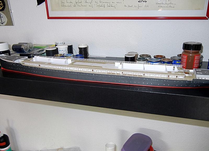 Schnelldampfer Augusta Victoria 1:250 HMV-Verlag - Seite 2 August84
