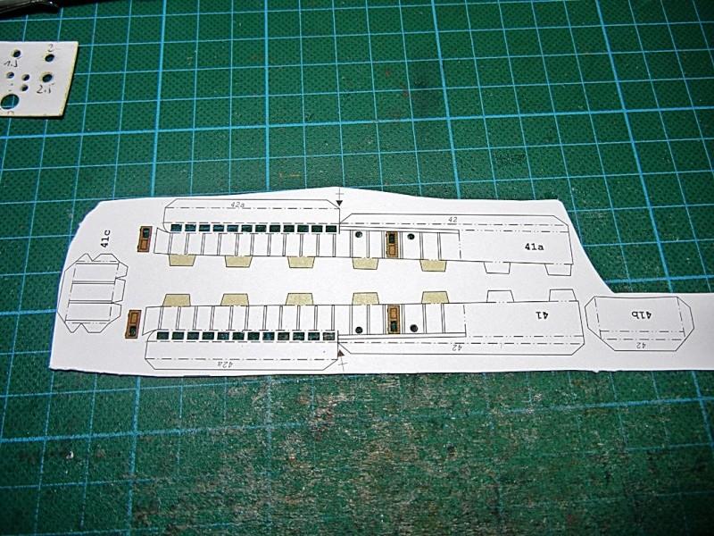 Schnelldampfer Augusta Victoria 1:250 HMV-Verlag - Seite 2 August85