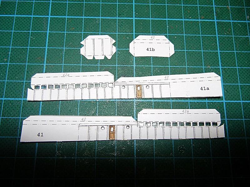 Schnelldampfer Augusta Victoria 1:250 HMV-Verlag - Seite 2 August86