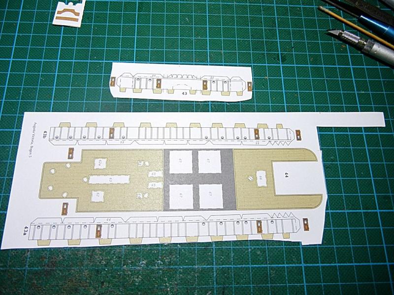 Schnelldampfer Augusta Victoria 1:250 HMV-Verlag - Seite 2 August90
