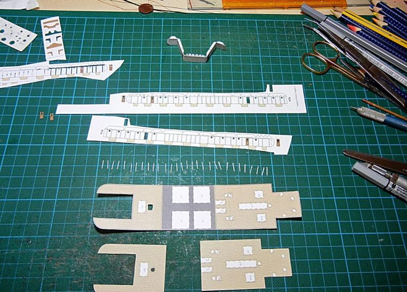 Schnelldampfer Augusta Victoria 1:250 HMV-Verlag - Seite 2 August91