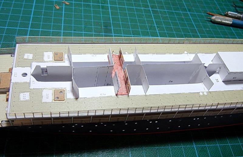 Schnelldampfer Augusta Victoria 1:250 HMV-Verlag - Seite 2 August96