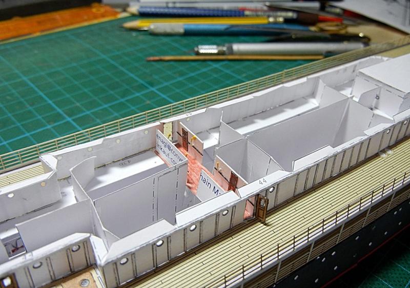 Schnelldampfer Augusta Victoria 1:250 HMV-Verlag - Seite 2 August97