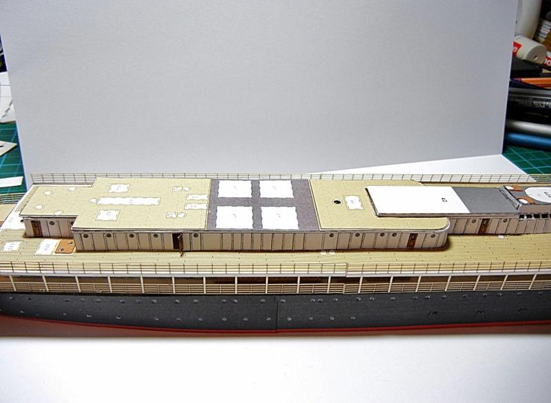Schnelldampfer Augusta Victoria 1:250 HMV-Verlag - Seite 2 August98
