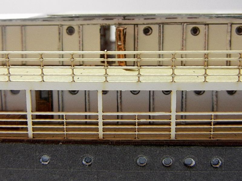 Schnelldampfer Augusta Victoria 1:250 HMV-Verlag - Seite 2 August99