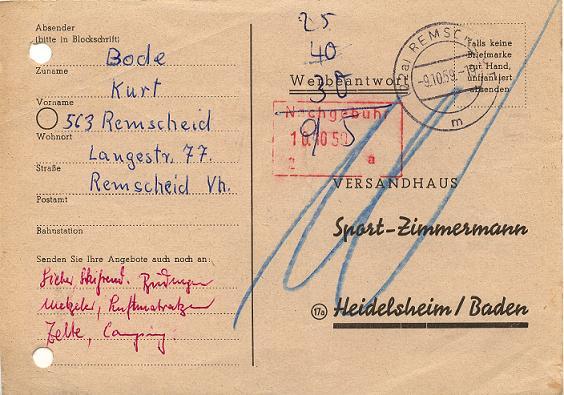 Versandhäuser Sp28-010