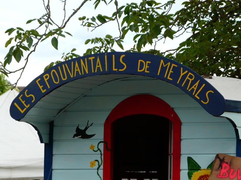 festival de l'épouvantail à Meyrals 2010 Divers11