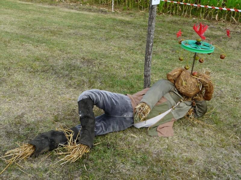 festival de l'épouvantail à Meyrals 2010 Divers14