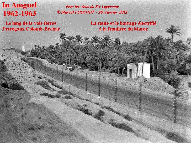Plan de la base d'In Amguel - Page 2 Barrag10
