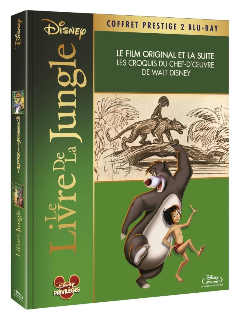 [BD + DVD] Le Livre de la Jungle (21 août 2013) - Page 6 Livre_10