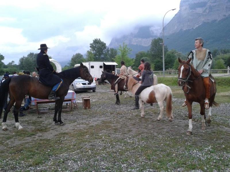 Théâtre à cheval 10058610