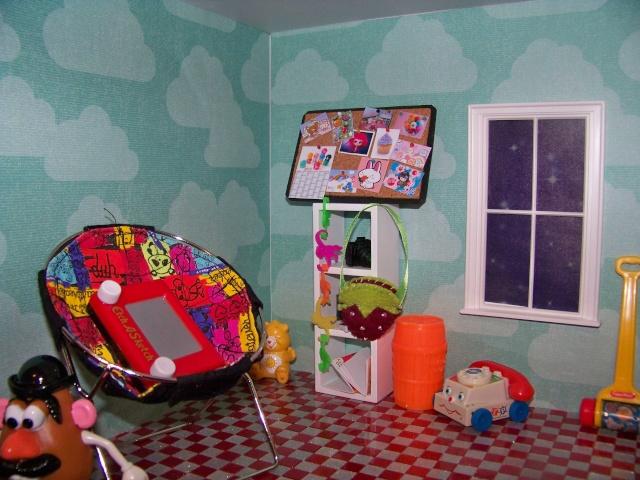 Bricolage et fimotage pour mes dolls- meubles bois 1:12 p.3 100_5352