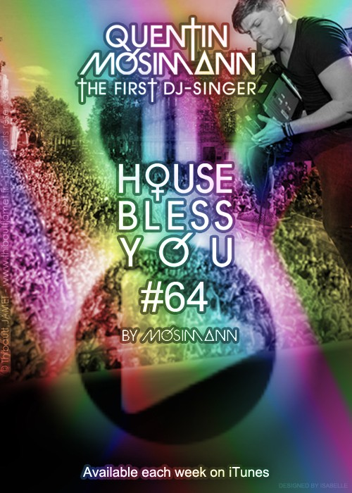 "Podcast ""House Bless You"" #64 Affich41"