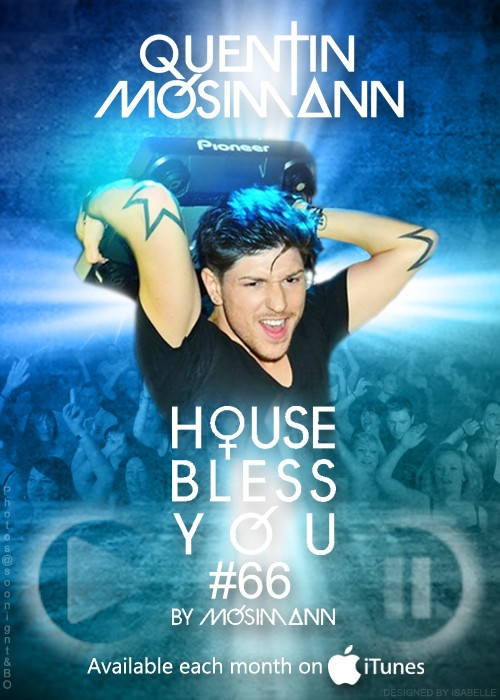 """Podcast """"House Bless You"""" #66 Hby6611"""