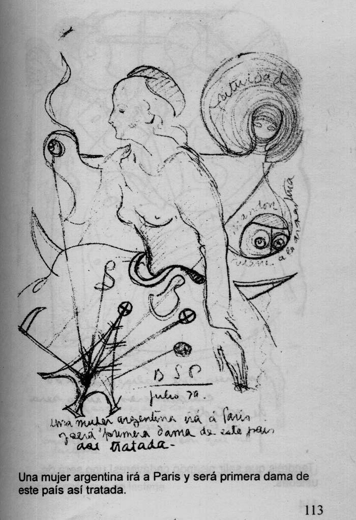 """Una Mujer Argentina Irá A París..."" (Eva Perón o Cristina Kirchner) Paris-10"