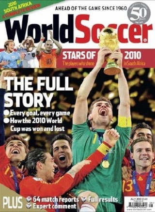 Soccer Worldcup magazine 18969010