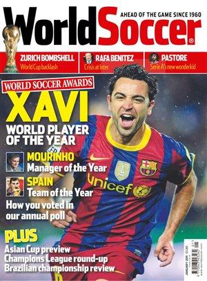 Soccer Worldcup magazine E0caf810